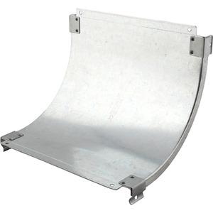 Deckel für Steigestück 90° P31 sendzimirverzinkt 100 mm