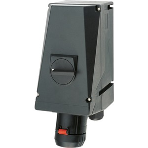 Ex-Wandsteckdose 63 A 4-polig 200-250 V / 9h für Ex-Zone 1 2 21 22