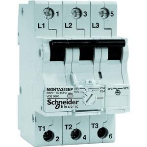 Schneider Electric Tarifschalter 63 A 3 P plombierbar C60H-TA
