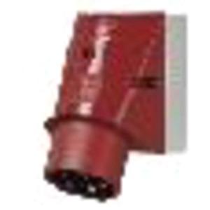 Wandstecker 16A 4-polig 4h 110V IP44