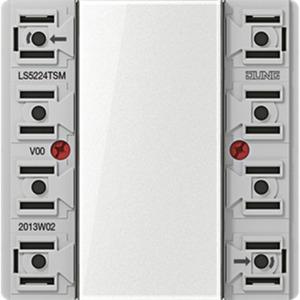 Tastsensor - Modul 24 V AC / DC 2-kanalig