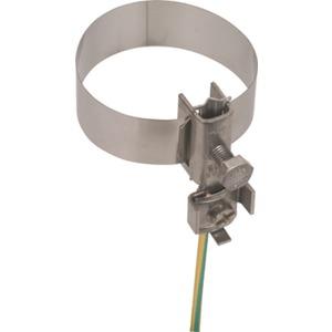 Erdungsbandrohrschelle 26,9-60,3 mm (3/4-2')