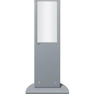 Energiesäule 491mm Lichtelement Aluminium