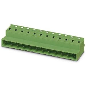 Leiterplattensteckverbinder 12 A 630 V 4-polig grün
