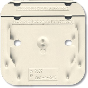 Zubehör Montageplatte für AP-Geräte