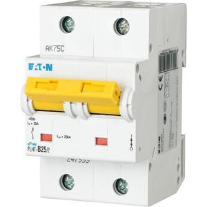 Eaton Leitungsschutzschalter 25A 2-polig C-Char