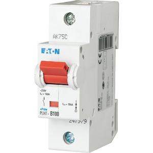 Eaton Leitungsschutzschalter 100A 1-polig C-Char