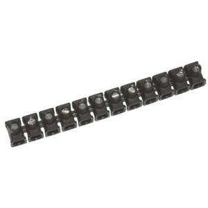 Dosenklemme DKR 2 G SV schwarz 12-polig
