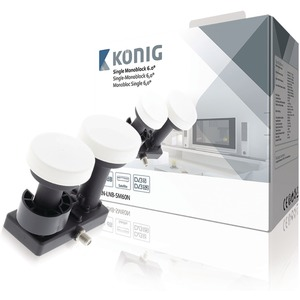Monoblock LNB Single KN-LNB-SM60N