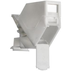 FutureCom Hutschienenadapter, LANscape, grau
