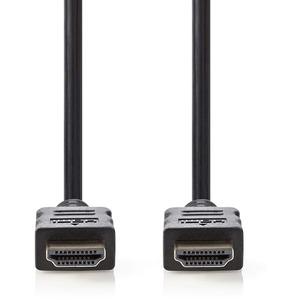 HDMI Anschlusskabel mit Ethernet HDMI Stecker - Stecker 3,0 m