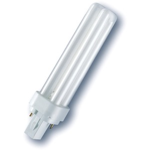 Kompaktleuchtstofflampe Ralux Duo RX-D 13W/840/G24D