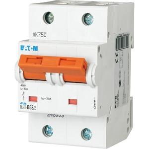 Eaton Leitungsschutzschalter 63A 2-polig C-Char