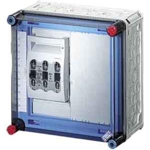 MI 6226 MI-NH-Sicherungs-LS-Gehäuse 1x3xNH00 5pol