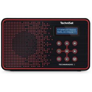 Digitalradio Portable DAB+/UKW TECHNIRADIO 2