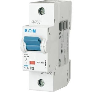 Eaton Leitungsschutzschalter 20A 1-polig C-Char