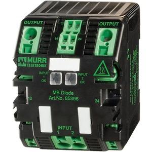 Murrelektronik Redundanzmodul MB Diode 24VDC 2x20A oder 1x 40A Relaiskontakt