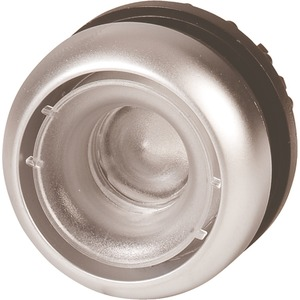 Leuchtdrucktaste flach ohne Schild M22-DL-X