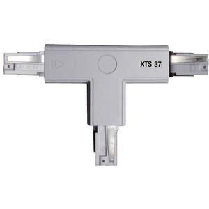 NOA Verbinder-T weiß mit Einspeisungsmöglichkeit XTS 37-3