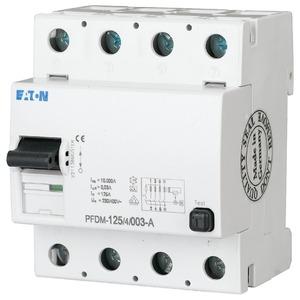 FI-Schalter 125A 4-polig 30mA Typ A