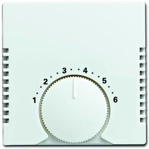 Abdeckung für Temperaturregler 1094 U 1097 U alpinweiß
