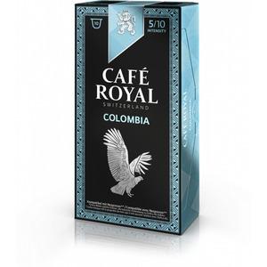Kaffee Kapseln für Nespressomaschine Colombia 10 Stk.