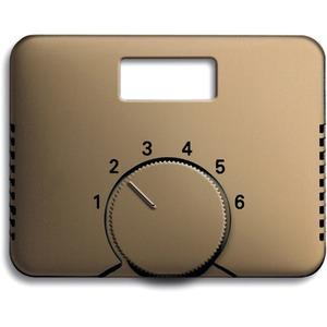 Abdeckung für Raumtemperaturregler 1094 UTA 1097 UTA Bronze