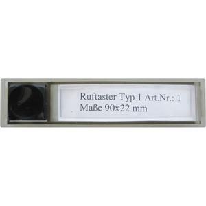 Ruftaster 90 x 22 Komplett Serie 900