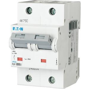 Eaton Leitungsschutzschalter 80A 2-polig C-Char