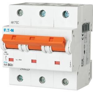 Eaton Leitungsschutzschalter 63A 3-polig C-Char