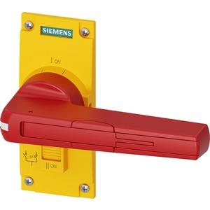 Zubehör für 3KC0 BG 4 Direktantrieb gelb/rot mit Abdeckung