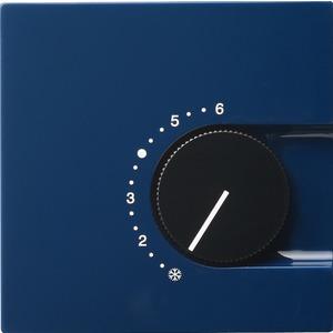 Gira RTR 230 V mit Öffner für S-Color blau