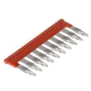 G2RV-Zubehör Verbindungskamm 10-polig rot