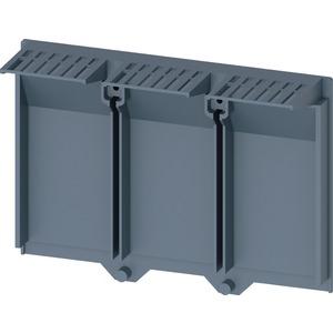 Isolationsplatte verlängert 3-polig 1 Stück Zubehör für: 3VA1250