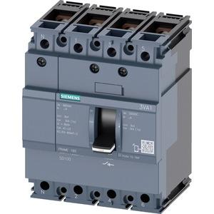 Lasttrennschalter 3VA1 4-polig SD100 In=63A