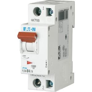 Leitungsschutzschalter 1-polig+N 4A C-Char