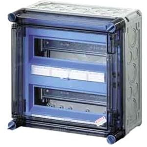 MI Automatengehäuse MI 1220 MI-Automatengehäuse 24TE 300x300x182mm