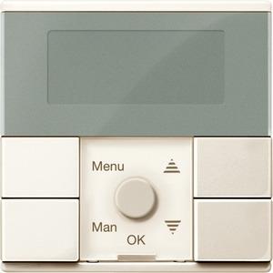 Zeitschaltuhr-Modul Standard für  in weiß glänzend