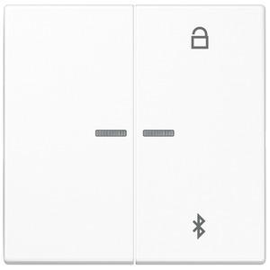 Timer Universal Bluetooth LS alpinweiß