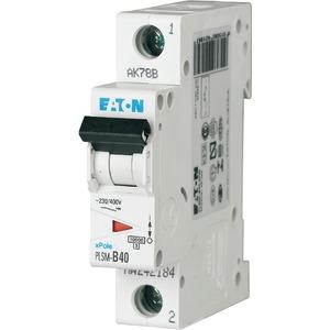 Eaton Leitungsschutzschalter 40A 1-polig D-Char