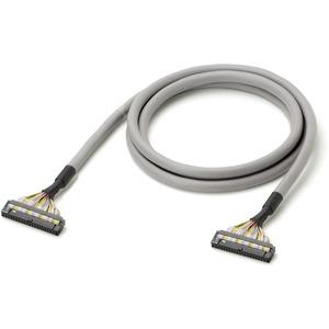 Kabel für XW2D-34G6 Klemmblöcke MIL34p. MIL34p. 200cm