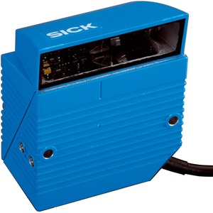 Rasterscanner seitlicher Lichtaustritt Mid-Range RS232 RS422/485 CAN