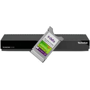 HDTV Sat Receiver Digital TechniStar S3 Isio mit ORF cardless CI+Modul