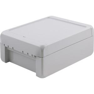 Kunststoffgehäuse patentierte Scharnierverschlusstechnik 151x125x60