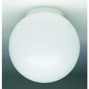Electroplast Ersatzglas 09-880 Opalglas-Gewindekugel Ø 150 mm