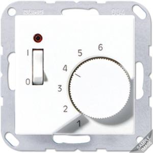 Raumtemperaturregler 10 (4) A AC 230 V ~ 50/60 Hz Öffner 1-polig