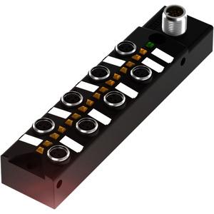 Verteiler Sensoren Aktoren M12x1 M8x8 1,5 A  10 - 30 V DC