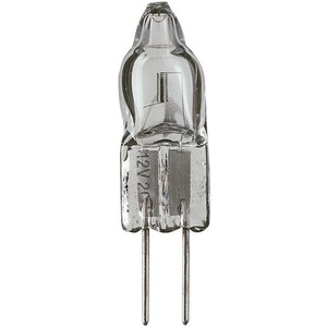 NV-Halogenlampe Caps 7W G4 12V 86lm 2750K 3000h klar