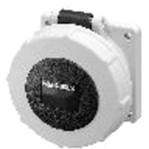 CEE-Anbausteckdose 125A 4p 500V 7h IP67