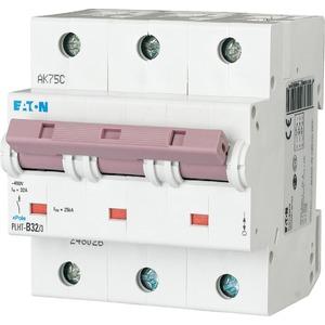 Eaton Leitungsschutzschalter 32A 3-polig C-Char